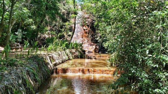 Recanto das Cachoeiras : Cachoeira St. Antônio