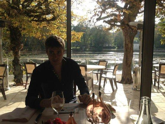 """""""Le rivage"""" le long du Loiret..."""