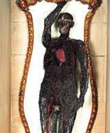 Cappella Sansevero: Macchina Anatomica