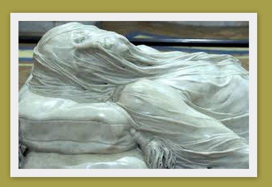 Cappella Sansevero: Il Cristo Velato