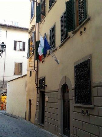 Hotel Santa Croce: Facciata Hotel