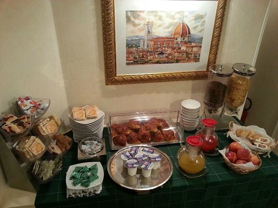 Hotel Santa Croce: Breakfast Buffet