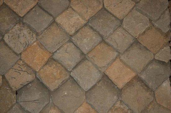 Original Roman Roof Tiles Picture Of Brading Roman Villa Brading
