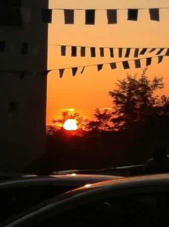 Locanda dell'Amicone: cena sul tramonto