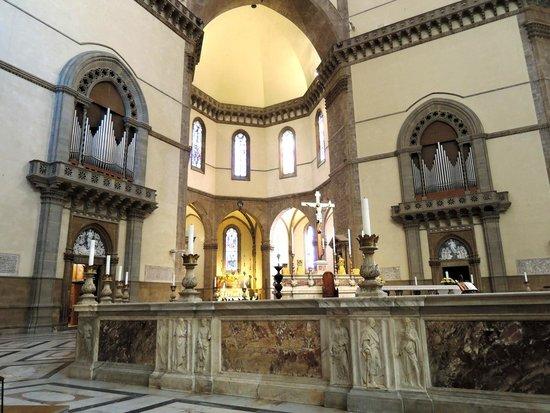 Duomo - Cattedrale di Santa Maria del Fiore: Duomo Cathedral - interior
