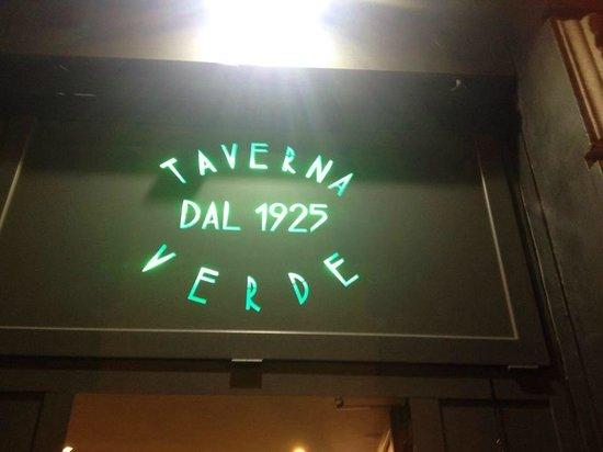 Taverna Verde Picture Of La Taverna Verde Bari Tripadvisor