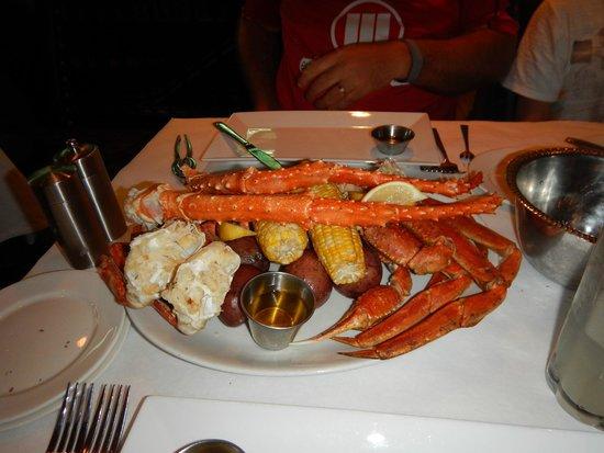 Royal king crab