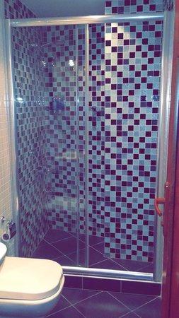 Magnificent Otel: Salle de bain 10/2014