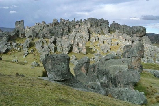 Pasco Region, Peru: Bosque de Piedras - Huaillay