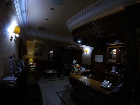 Hostal Victoria III: lobby