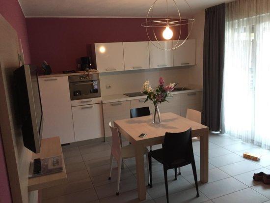 Residence Desiree: Kitchen