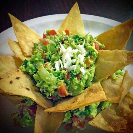 Benito's: Fresh, perfect Guacamole!