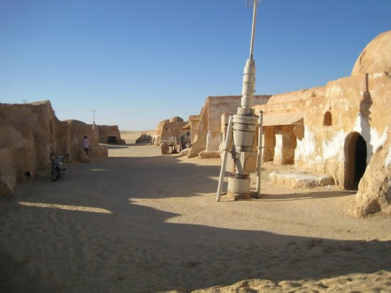 Star Wars Site Picture Of Decor Star Wars Tunisie Tozeur