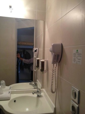 Cris Hotel : bagno