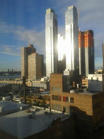 Midtown Convention Center Hotel: A view from our window on 10th floor