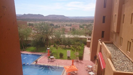 IBIS MOUSSAFIR OUARZAZATE : Beautiful view
