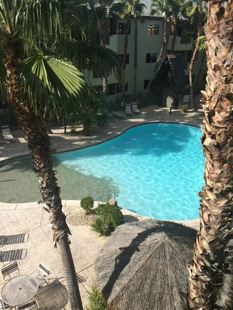 Tahiti Vacation Club : Pool