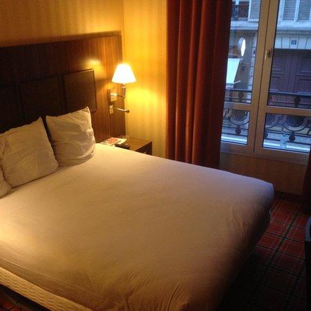Hôtel Brittany : Rom 2.etg