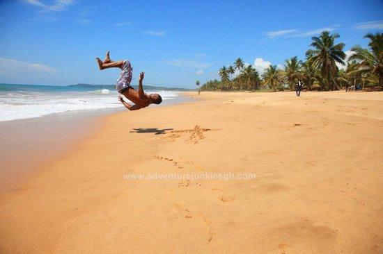 Dixcove, Ghana: SAFARI LODGE 1