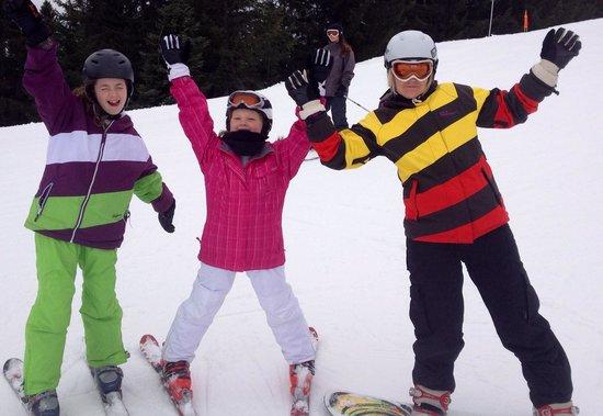 Ski Les Gets : Great family destination