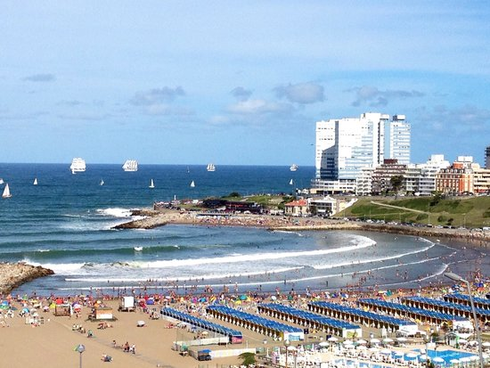 One Day In Mar Del Plata