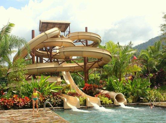Фортуна-де-ла-Сан-Карлос, Коста-Рика: El Triple