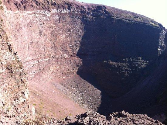 steam in the crater picture of vesuvio naples tripadvisor