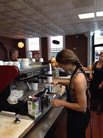 Brickhouse Coffee: GREAT COFFEE