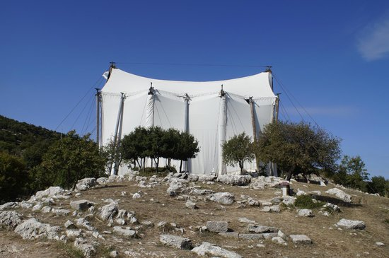 Neda Hotel : temple de Bassae (40 km)