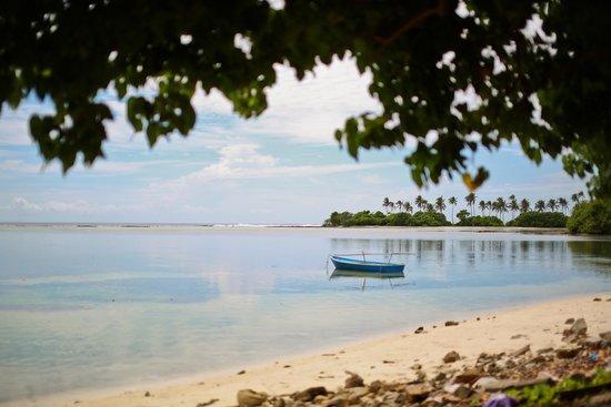Rip Tide Vacation Inn: Пляж