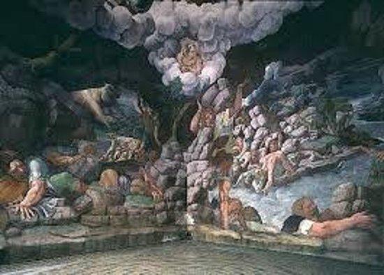 Camera dei cavalli picture of palazzo te mantua for Camera dei