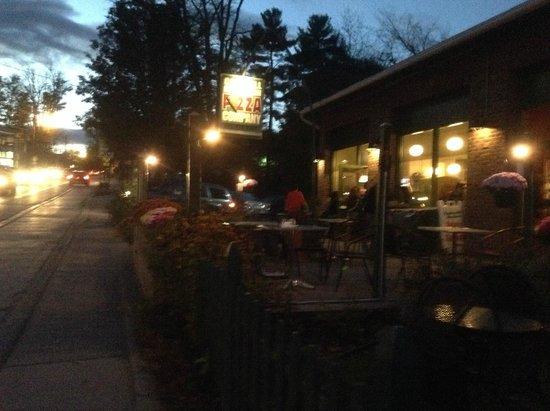 Catskill Mountain Pizza