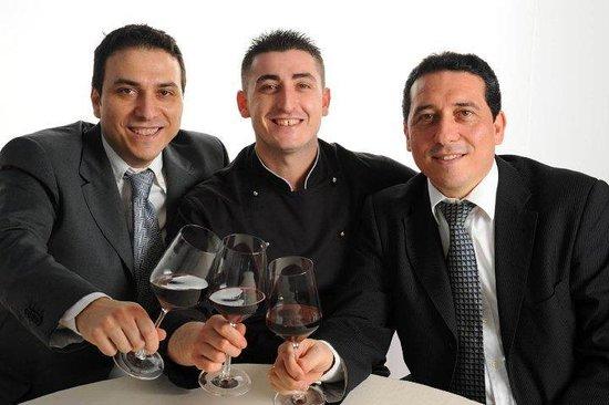 Ristorante Pizzeria Terraferma: I titolari