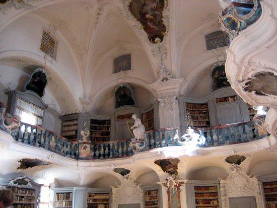 Church of St Peter im Schwarzwald: Klosterbibliothek