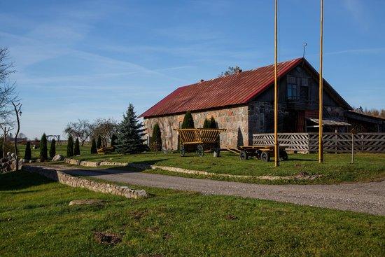 Гостевой дом Udensdzirnavas