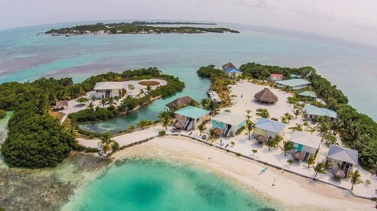 Royal Palm Island Resort: Private Island Resort