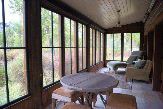 designs porch curtains windows enclosed ideas impressive excellent