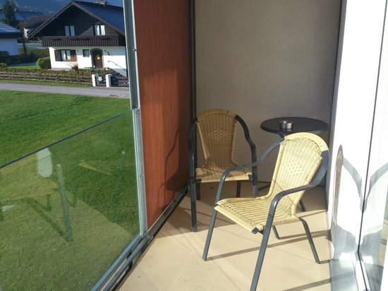 Hotel Spirodom: Blick vom Balkon