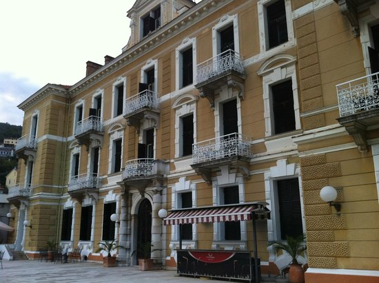 Hotel Opatija: Hotel, the old part