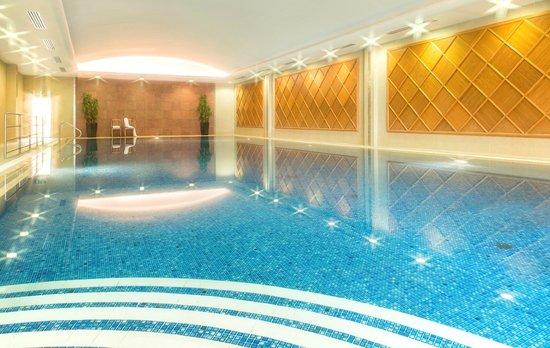 Swimming Pool At The Killarney Park Hotel Picture Of The Killarney Park Hotel Killarney