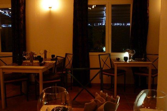 Restaurant La Table De Pablo Apt