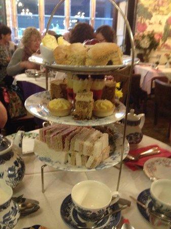 Afternoon Tea Richmond Tea Rooms Manchester