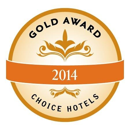 Comfort Inn - New Glasgow: Proud Recipient of Choice Hotels Gold Award