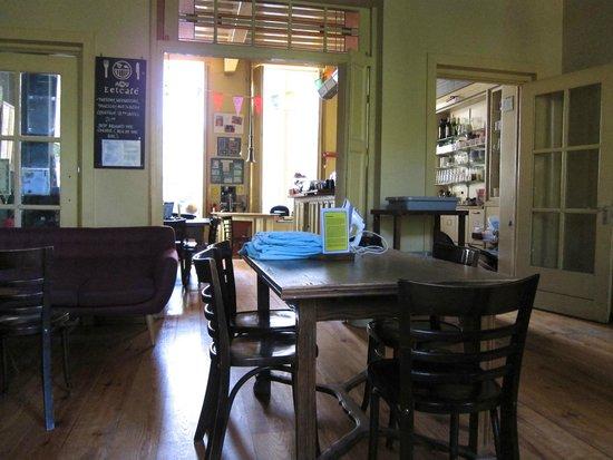 Strowis Budget Hostel: Interior of Strowis Hostel.