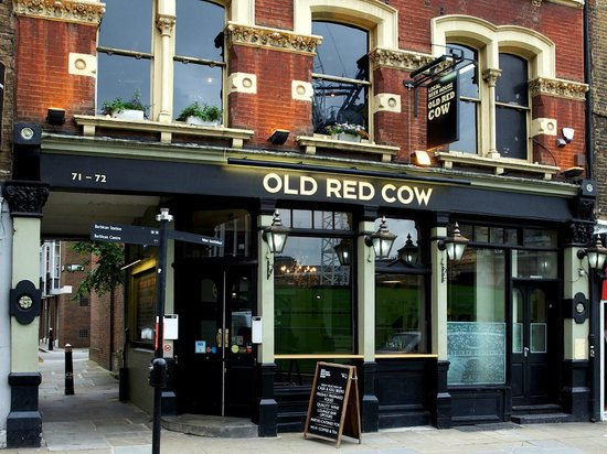 Photo of Bar The Old Red Cow at 71-72 Long Lane, London EC1A 9EJ, United Kingdom