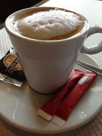Creperie du Port : Café creme