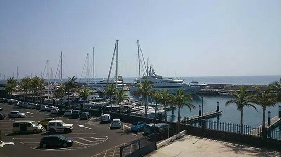 The nearby marina puerto calero picture of hesperia lanzarote puerto calero tripadvisor - Hesperia lanzarote puerto calero ...