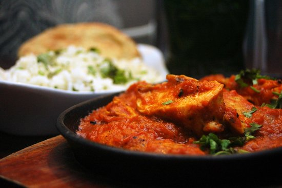 Saxtys Homemade Curry