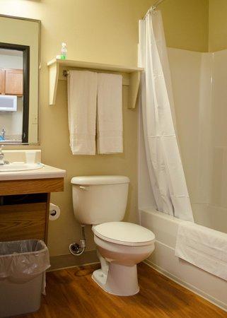 Groveport, Οχάιο: Bathroom