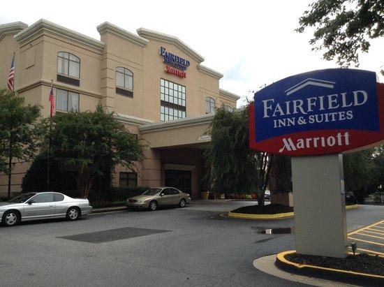Fairfield Inn & Suites Atlanta Airport South/Sullivan Road: Entrance